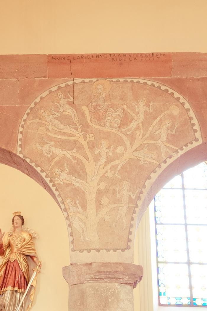 Journées du patrimoine 2018 - Visite libre de l'église Sainte-Colombe et de son mobilier