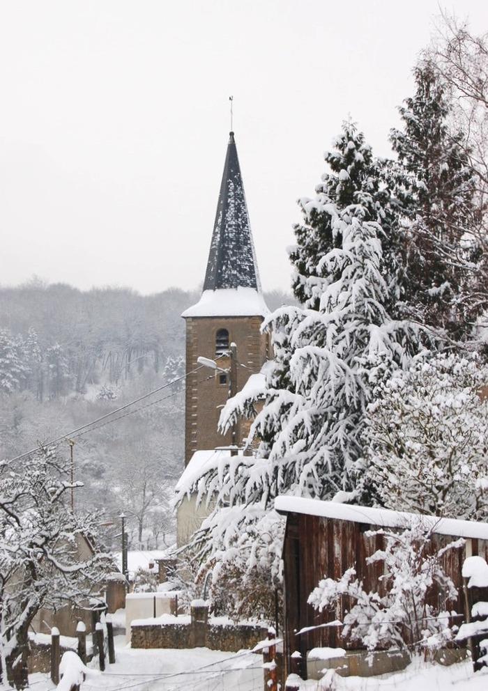 Journées du patrimoine 2018 - Ancienne église fortifiée Saint-Hubert