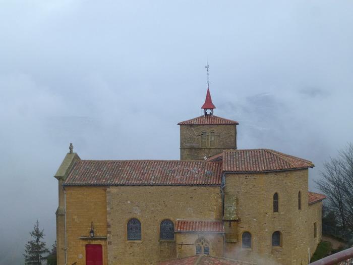 Journées du patrimoine 2018 - Visite libre de l'église médiévale d'Oingt.