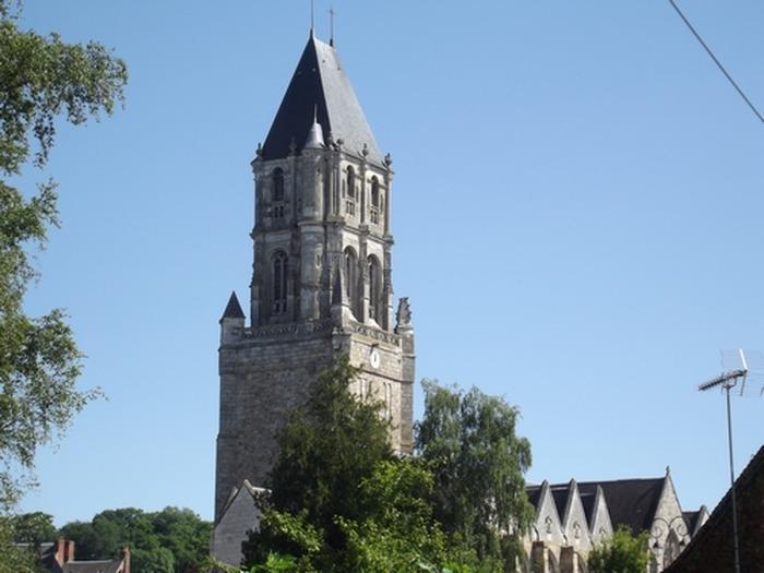 Journées du patrimoine 2018 - Visite libre de l'église Notre-Dame d'Orbec