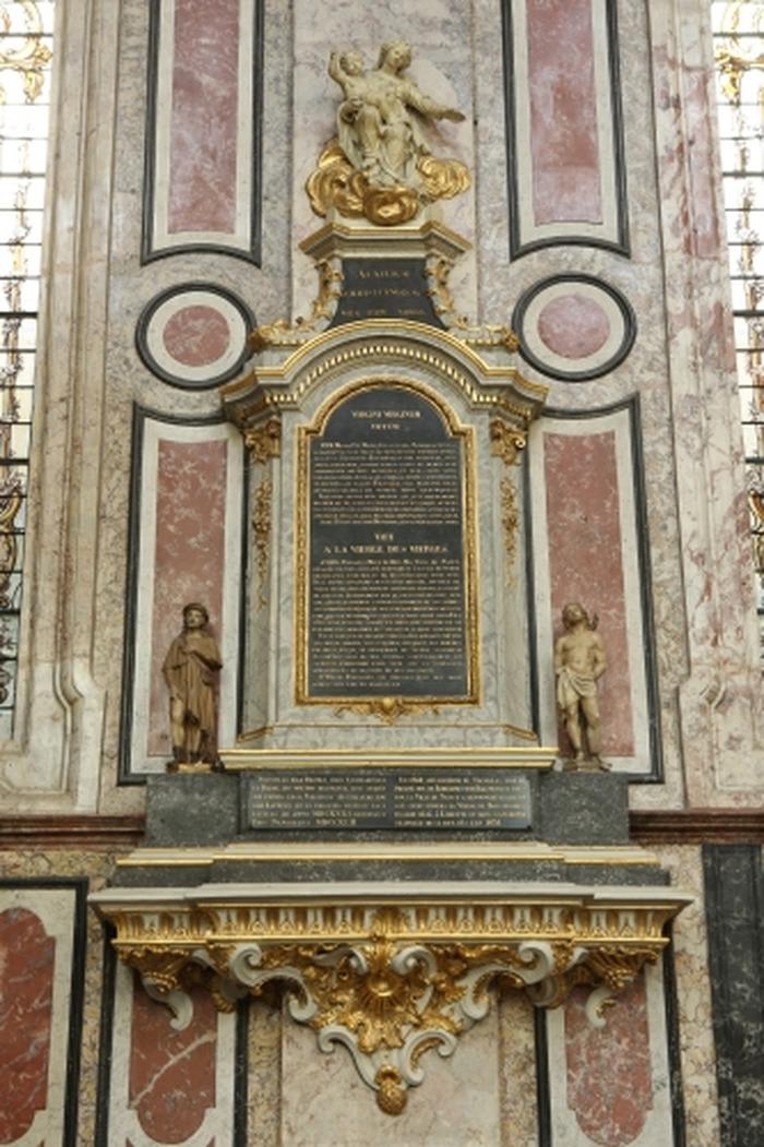 Journées du patrimoine 2018 - Visite libre de l'église Notre-Dame-de-Bon-Secours
