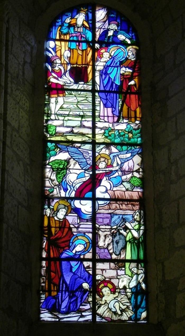 Journées du patrimoine 2017 - Visite de l'église Notre-Dame de l'Annonciation