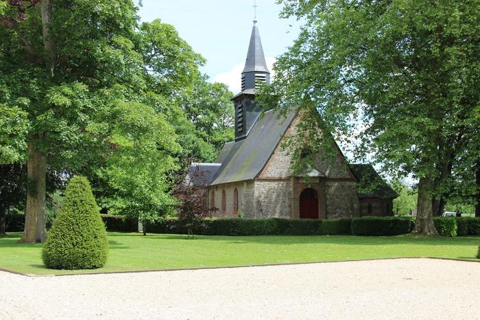 Journées du patrimoine 2018 - Visite libre de l'église Notre-Dame de la Nativité de Bois-Héroult