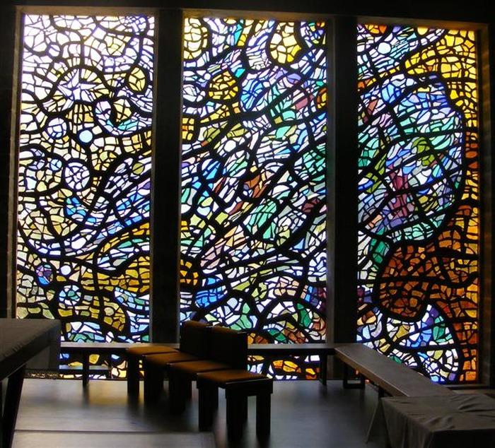 Journées du patrimoine 2018 - Visite libre de l'église Notre-Dame de Plaimpalais.