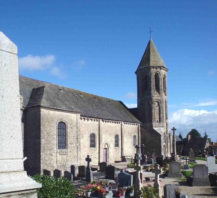 Journées du patrimoine 2018 - Visite libre de l'église Notre-Dame de Tamerville