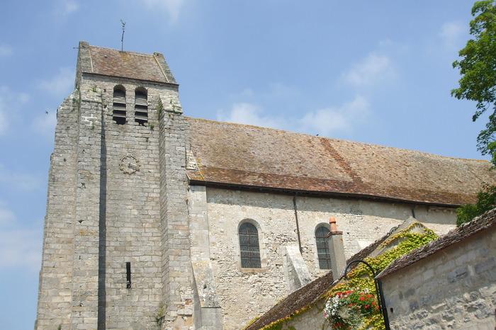 Journées du patrimoine 2018 - Visite libre de l'église Notre-Dame et Saint-Laurent
