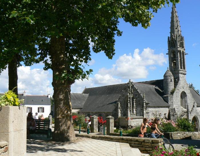 Journées du patrimoine 2018 - Visite libre de l'église Notre Dame Izel Vor