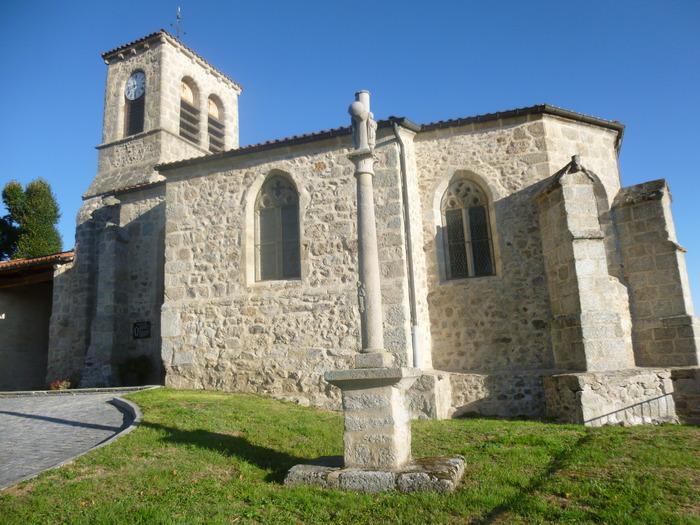 Journées du patrimoine 2018 - Visite libre de l'église de Palogneux.