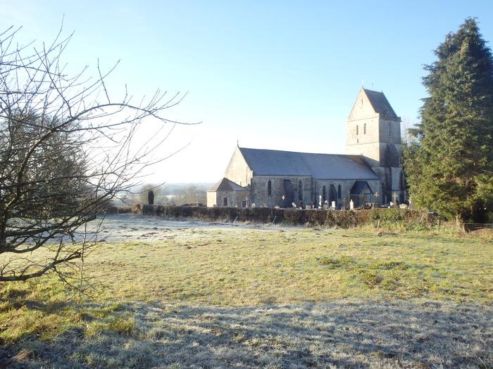 Journées du patrimoine 2018 - Visite libre de l'église romane Notre-Dame de Magneville