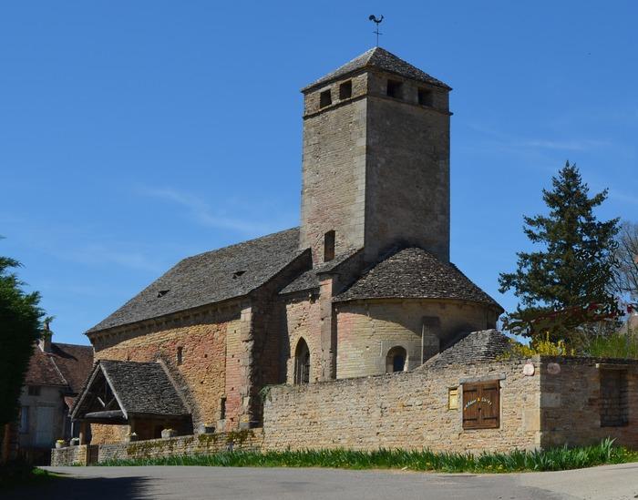 Journées du patrimoine 2018 - Visite libre de l'Église romane Saint-Clément