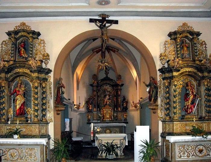 Journées du patrimoine 2018 - Visite libre de l'église Saint-Agathe et son orgue Joseph Rabiny de 1791