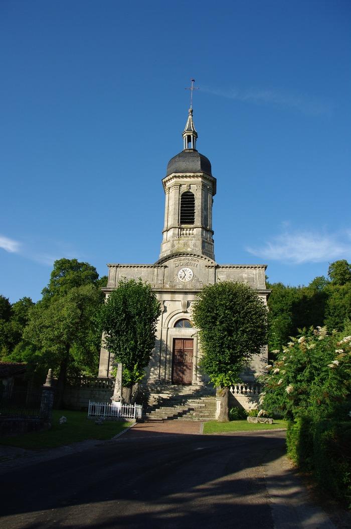 Journées du patrimoine 2019 - Une église du 19e siècle