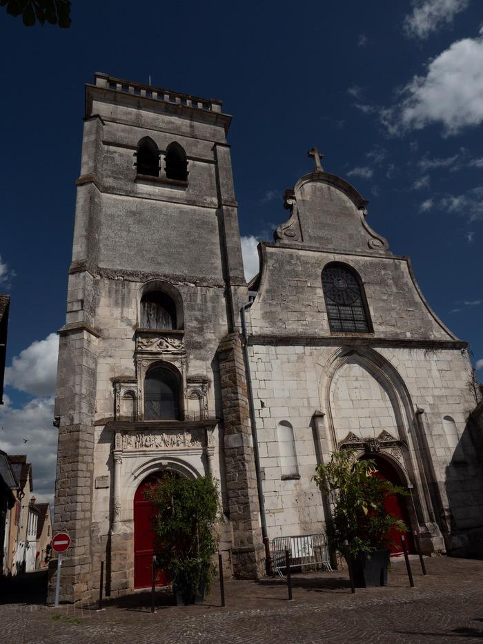 Journées du patrimoine 2018 - Visite libre de l'Église Saint-André