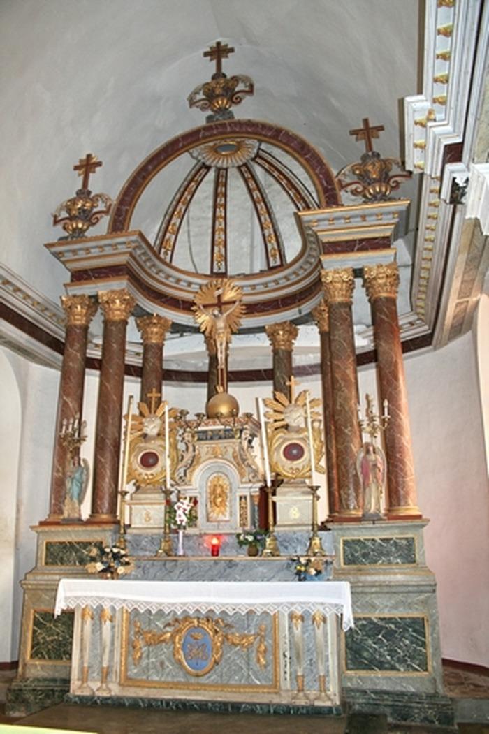 Journées du patrimoine 2018 - Visite libre de l'église Saint-Aubin à Cernay