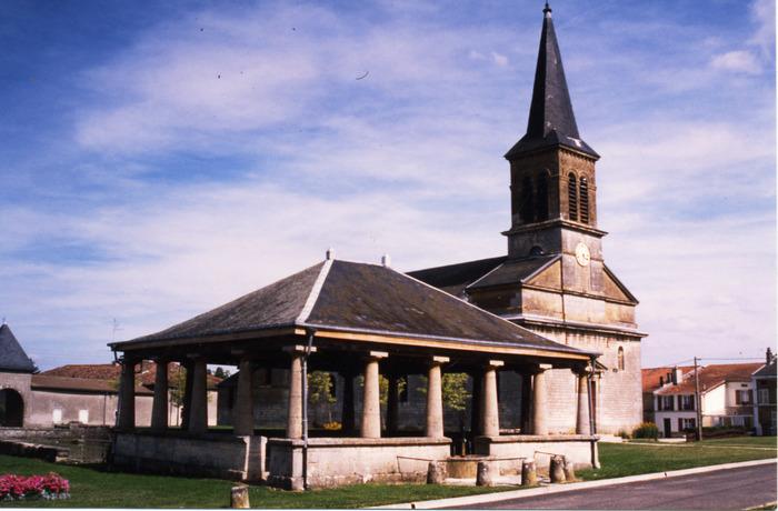 Journées du patrimoine 2018 - Visite libre de l'église Saint-Barthélémy