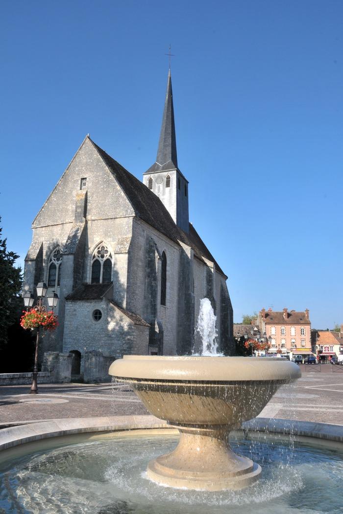 Journées du patrimoine 2018 - Visite libre de l'église Saint-Clair