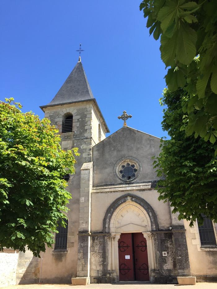 Journées du patrimoine 2018 - Visite libre de l'église Saint-Cyr et Sainte Julitte de Billy.