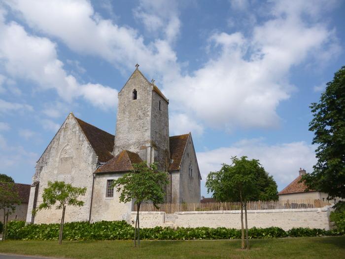 Journées du patrimoine 2017 - Visite libre de l'église Saint Denis de Vezot