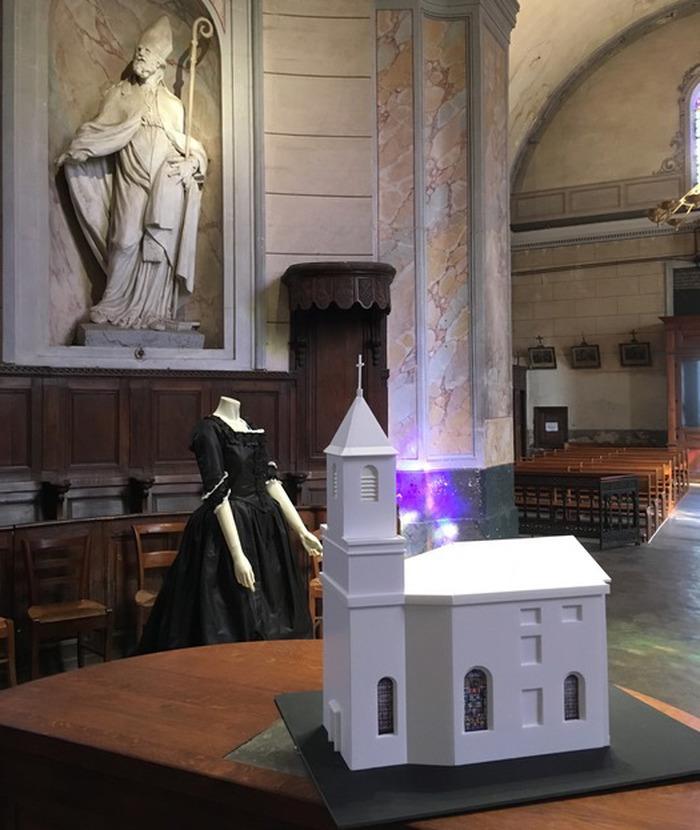 Journées du patrimoine 2018 - Visite libre de l'église Saint-Denis.
