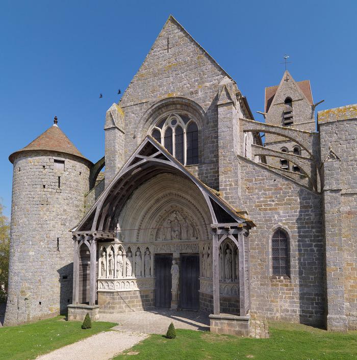 Journées du patrimoine 2018 - Visite libre de l'église saint-Eliphe