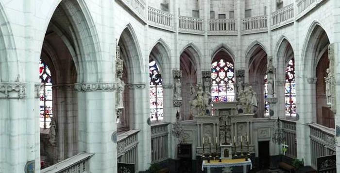 Journées du patrimoine 2017 - Visite libre de l'église Saint Florentin