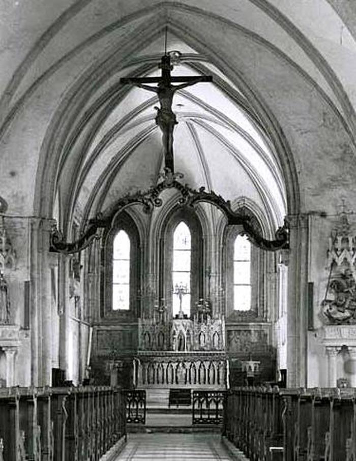 Journées du patrimoine 2018 - Visite libre de l'église Saint-Georges d'Yvetot-Bocage