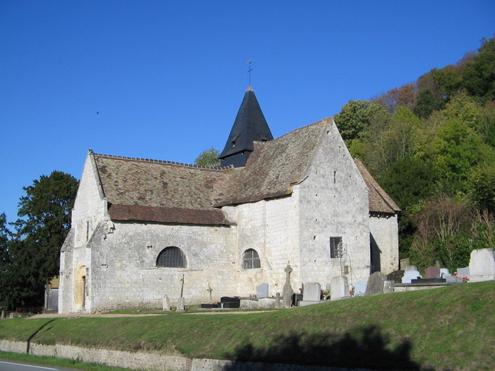 Journées du patrimoine 2018 - Visite libre de l'église Saint-Georges