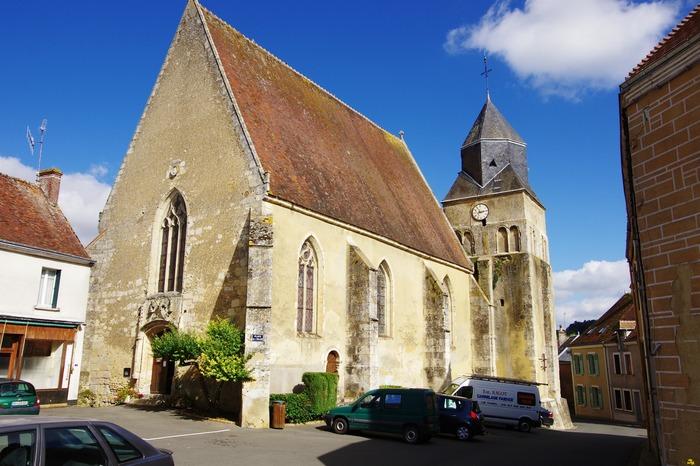 Journées du patrimoine 2018 - Visite libre de l'église Saint-Germain d'Auxerre