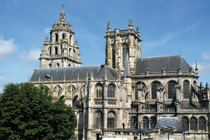 Journées du patrimoine 2018 - Visite libre de l'église Saint-Germain