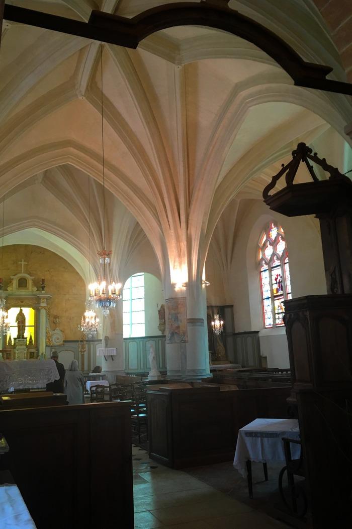 Journées du patrimoine 2018 - Visite libre de l'église Saint-Gilles