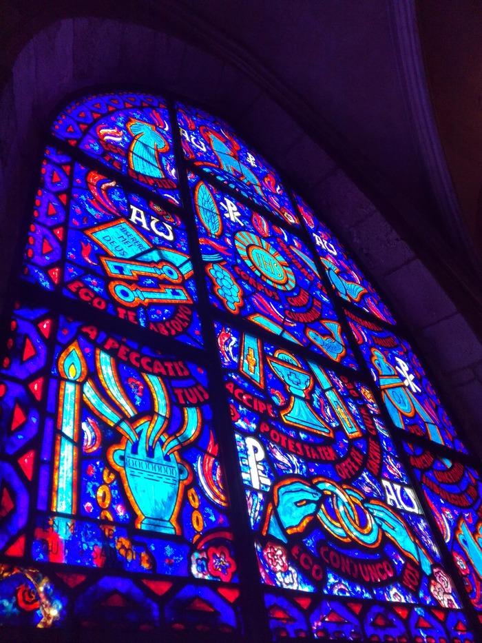 Journées du patrimoine 2018 - Visite libre de l'église Saint-Hélier