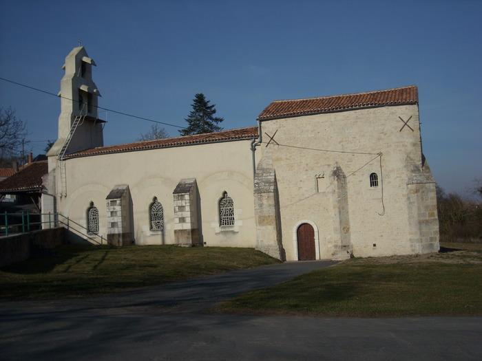 Journées du patrimoine 2018 - Visite libre de l'Église Saint-Hilaire