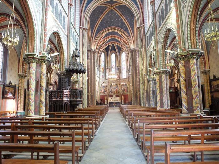 Journées du patrimoine 2018 - Visite libre de l'église Saint-Jacques de Tartas.