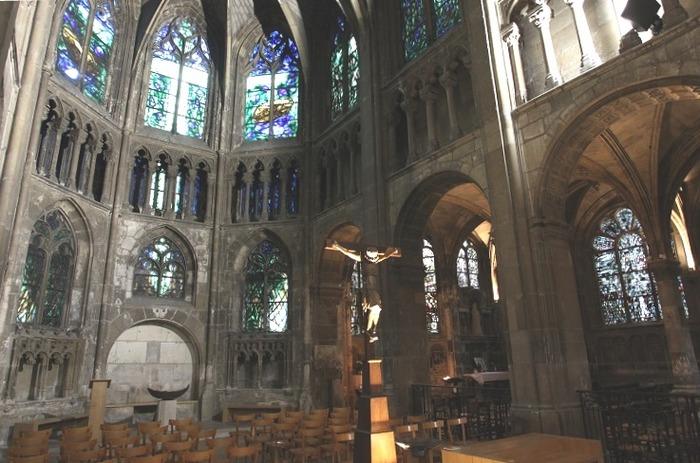 Journées du patrimoine 2018 - Visite libre de l'église Saint-Jacques