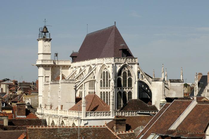 Journées du patrimoine 2018 - Visite libre de l'église Saint-Jean-au-Marché