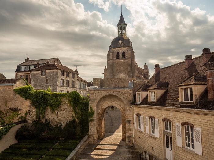 Journées du patrimoine 2018 - Visite libre de l'Église Saint-Jean-Baptiste de Joigny
