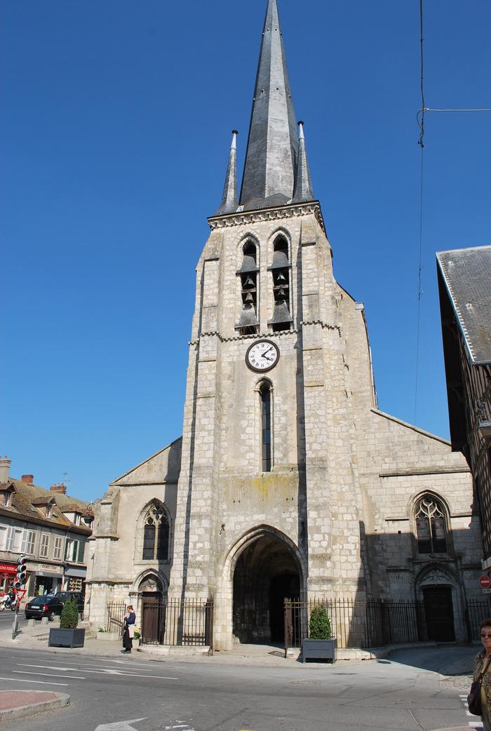 Journées du patrimoine 2018 - Visite libre de l'église Saint Jean-Baptiste de Nemours