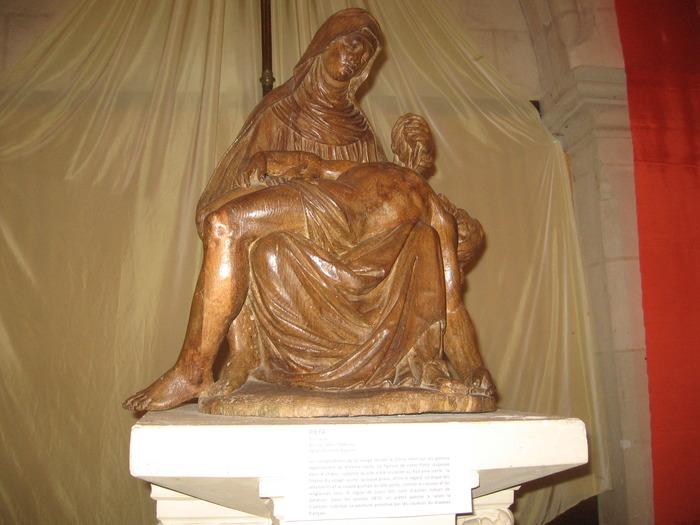 Journées du patrimoine 2018 - Visite libre de l'église Saint-Jean-Baptiste de Saint-Jean-des-Mauvrets