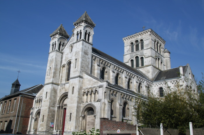 Journées du patrimoine 2018 - Visite libre de l'église Saint-Joseph de Rouen