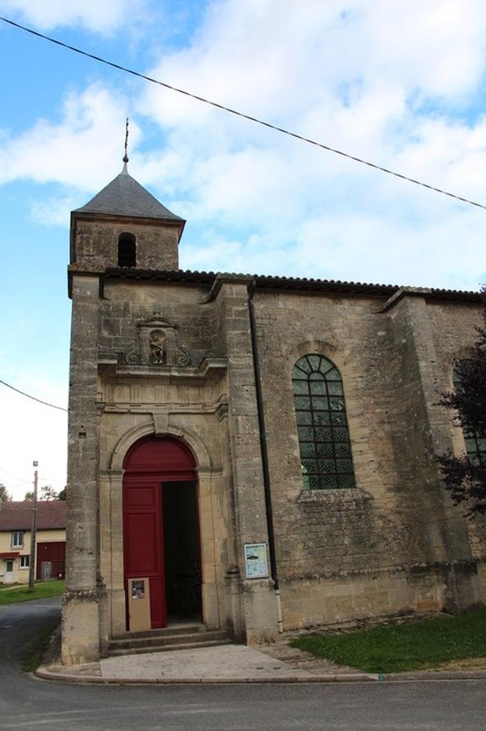 Journées du patrimoine 2018 - Visite libre de l'église Saint-Julien