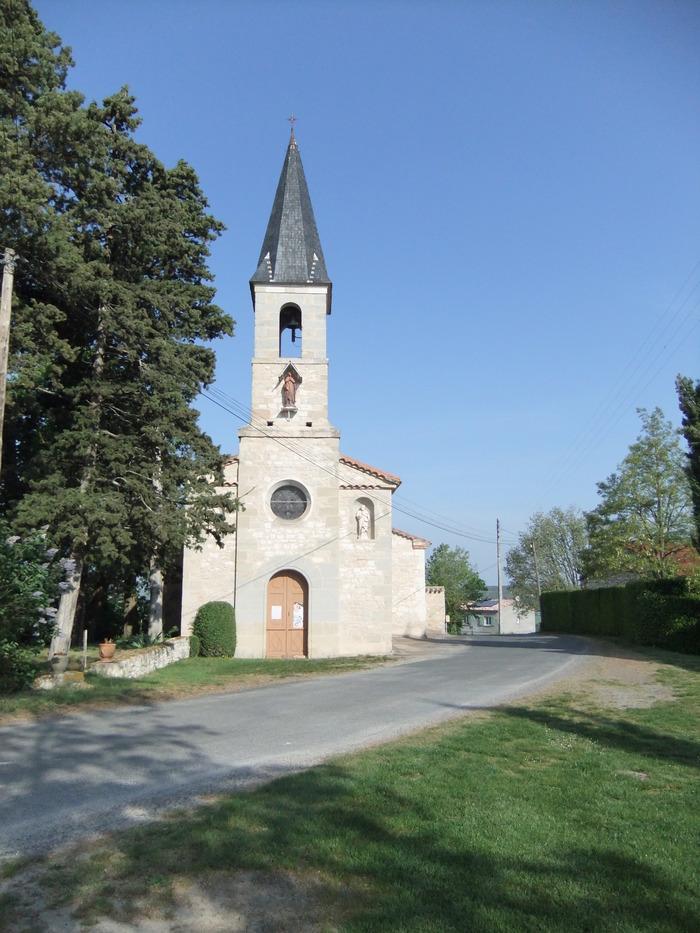 Journées du patrimoine 2017 - Visite libre de l'église Saint-Julien