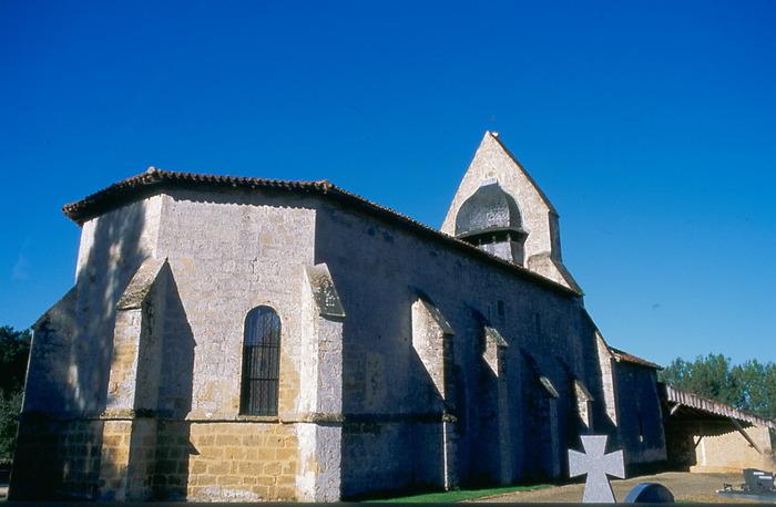 Journées du patrimoine 2018 - Visite libre de l'église Saint-Laurent de Carcarès-Sainte-Croix