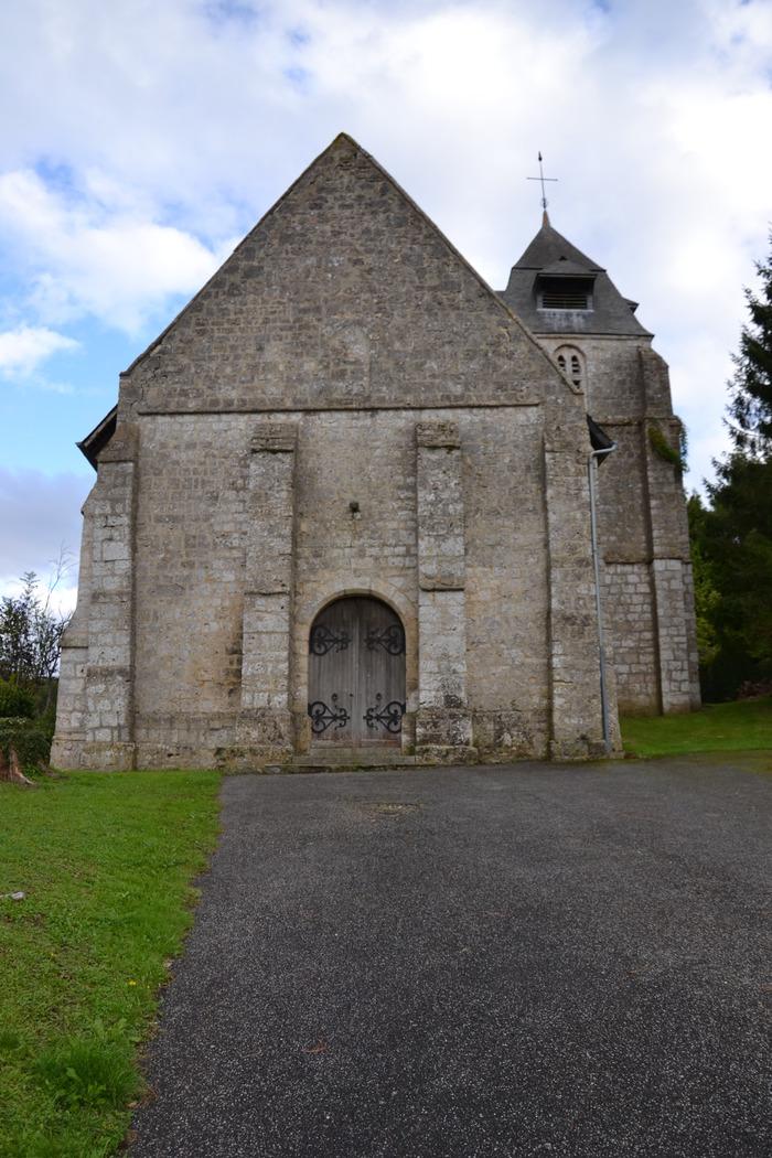 Journées du patrimoine 2018 - Visite libre de l'église Saint-Laurent