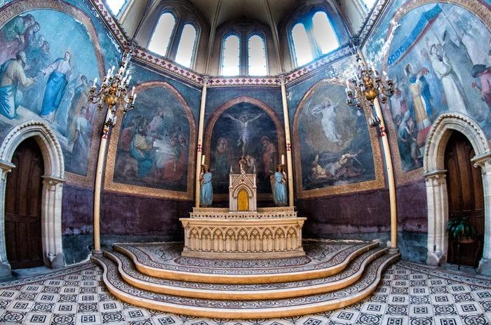 Journées du patrimoine 2018 - Visite libre de l'église Saint-Louis