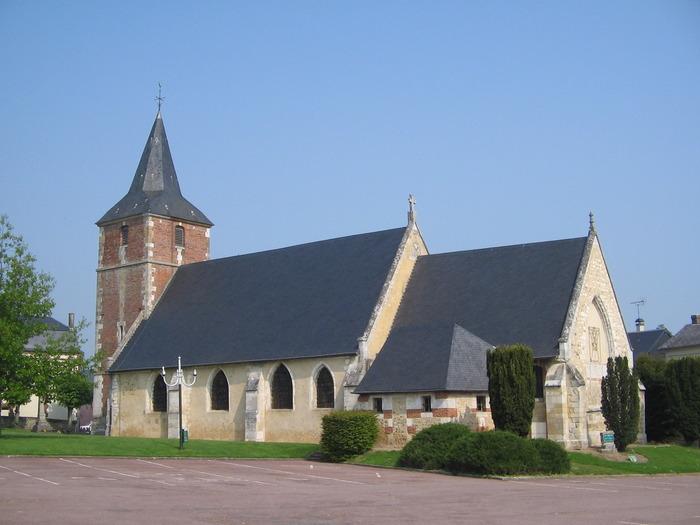 Journées du patrimoine 2018 - Visite libre de l'église Saint-Maclou