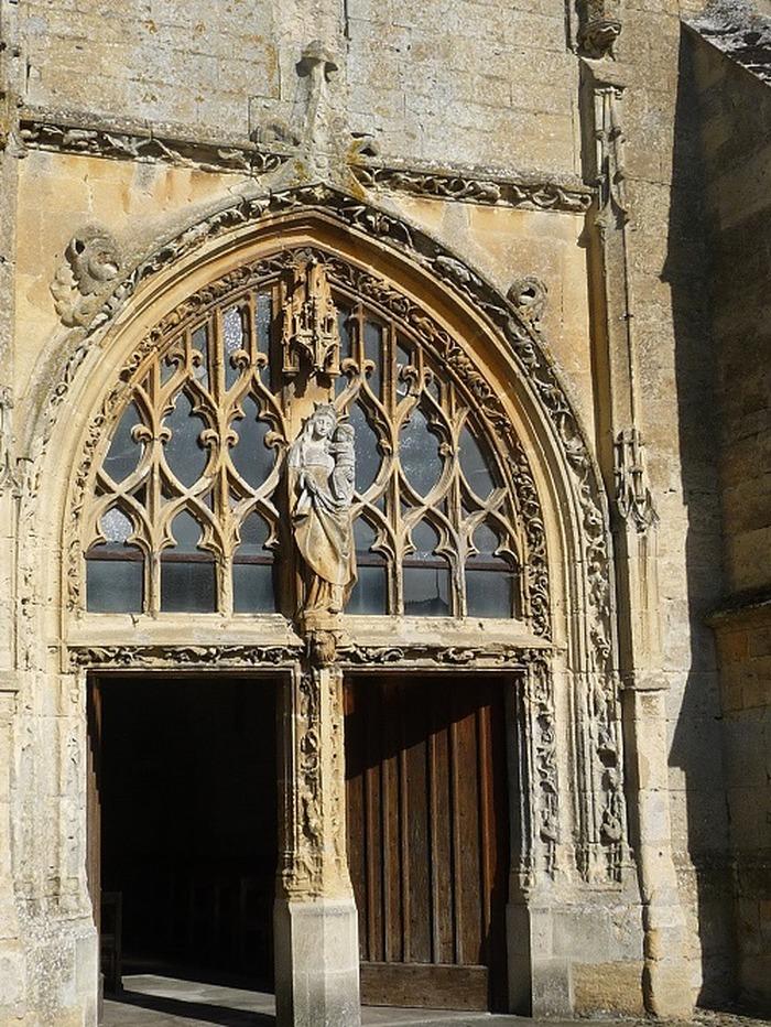Journées du patrimoine 2018 - Visite libre de l'église Saint-Martin d'Amagne