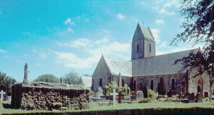 Journées du patrimoine 2018 - Visite libre de l'église Saint-Martin de Montaigu-la-Brisette