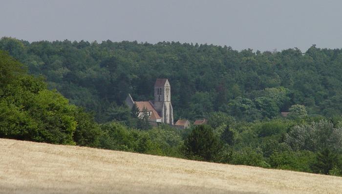 Journées du patrimoine 2018 - Visite libre de l'église Saint Martin de Nanteau-sur-Essonne