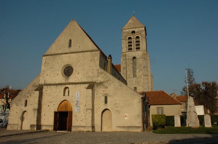 Journées du patrimoine 2018 - Visite libre de l'église Saint-Martin de Sucy-en-Brie