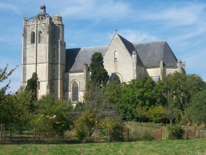 Journées du patrimoine 2018 - Visite libre de l'Église Saint-Maurice (ancienne collégiale)